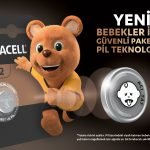 Duracell'den çocuk güvenliği teknolojisinde inovasyon