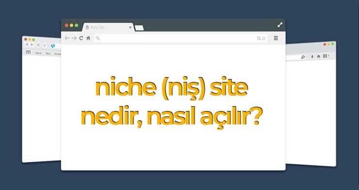 Niche Site Nedir?