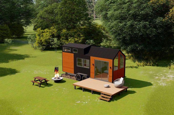 Tiny House ve küçük taşınabilir mobil ev üreticisi Gorgor House